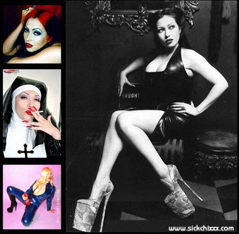 Mistress Persephone SickChixxx