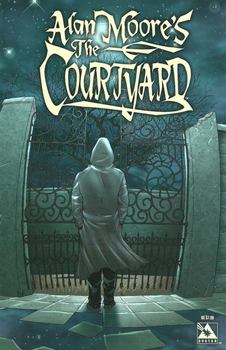 Alan Moore The Courtyard