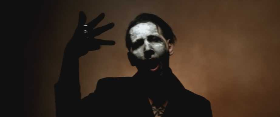 Marilyn Manson Third Day of a Seven Day Binge